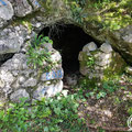 Entrance to the cave Katahosti.