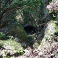 Another view on the entrance to the cave.