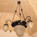 lampadario originale ristrutturato