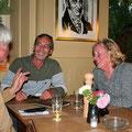 Gäste im Restaurant Hirschen