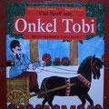 今年、ドイツの幼稚園に行きだした日本人とルーマニア人のハーフ、Yujiには絵本を買いました。Onkel Tobiトビ伯父さん。