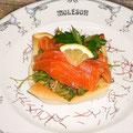 Sashimi de Saumon d'Ecosse (Label Rouge)