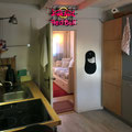 Kühlschrank, Tiefkühlschrank, Microwelle, Kaffeemaschinen, Spülmaschine, Herd und Backofen