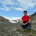 Unterwegs zum Drangajökull-Gletscher