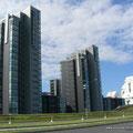 es gibt doch ein paar Hochhäuser in Reykjavík