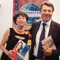 Maggie & Maire de Nice