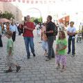 wir waren auch auf dem Kamelmarkt