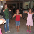 in der Kinderdisco