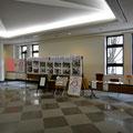あいのりバスプロジェクト ガイダンス@関西学院大学 図書館エントランス