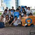 募金活動 6月@JR西宮