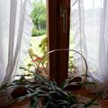 La fenêtre de la chambre double