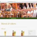 Website voor Café De Gezelligheid, Zwolle