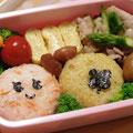 2011.7.25 アスパラは豚肉で巻く予定だったけど、面倒になって炒める。塩だれ味。
