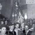 Anni '40-Processione dell'Addolorata