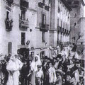 Inizi anni '40 Processione (foto Carelli)