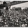 Anni '50 - Processione san Francesco (f.to L.Policastri)