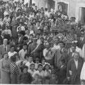 Fine anni '50 Processione S. Francesco