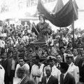 anni '60 Processione di S. Francesco