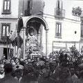 1958 Processione S. francesco