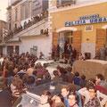 1978 Marzo. Discorso del sindaco Giovanni Pistoia durante la manifestazione del rapimento Aldo Moro.