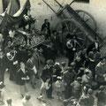 Anni '40-Processione San Francesco