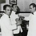 Metà anni '60 da sx Peppino Amica(Camion), Luigi Guarnieri(Gigi) e Pierino Astorino(foto Amica)