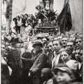 Anni '30 - Processione Sn Francesco (f.to L.Policastri)