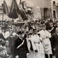 Anni '70 - Processione San Francesco