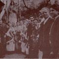 1910 (27 febbraio) Processione quaresimale dei Passionisti
