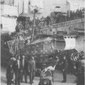 25-4-1958 Processione S. Francesco