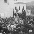 2-4-1951 Processione S. Francesco
