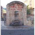 Fontana a Viale Rimembranze