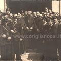 Anni '50 Foto ricordo davanti alla chiesa di San Francesco
