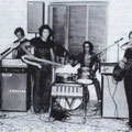 """1968 """"I diabolici"""" da sx, Totonno Scarcella,Vincenzo Sanseverino,Giovan Battista Berardi,Tonino Rizzuti e Giorgio Gerace(foto di T.Scarcella)"""