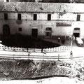 1966 alluvione (una voragine davanti al supermarket Viscardi)