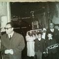 Anni '70 - Processione Venerdì Santo