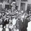 Fine anni '50-Processione di S. Francesco