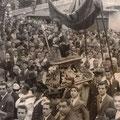 Anni '60 Processione di San Francesco(in primo piano il caro... Zio Ciccio)