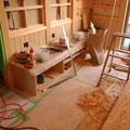 造付家具②TVボード