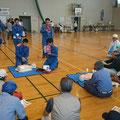 人命救助 AEDを使うの巻