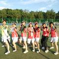 女子Cチーム(千尋・萌里・あやなさん・加奈子・みのり・トッキ―・ゆうき)