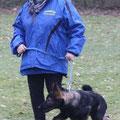 10 maart 2012 - Qby vom Grubenländer Schupo - 4,5 maanden oud