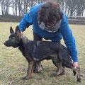 25 februari 2012 - Qby vom Grubenländer Schupo - poging tot standfoto