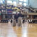 日本剣道形の演武