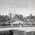 Parc Sacré-Coeur, début des années 1930. Fonds Studio Chabot.
