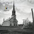Église de Saint-Méthode dans les années 1940. Fonds Studio Chabot