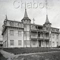 École Marie-Immaculée, années 1920. Fonds Studio Chabot.