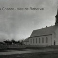 Ancienne église Notre-Dame. Années 1923. Fonds Studio Chabot.