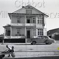 Hôtel Château Saint-Félicien, 1953. Fonds Studio Chabot