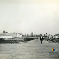 Le port (quai) de Roberval en 1901.  Collection Jean Gagnon.